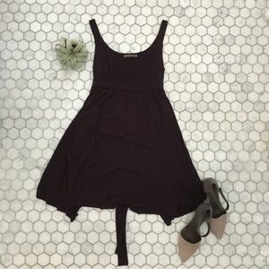 Tie Back Dress by Velvet